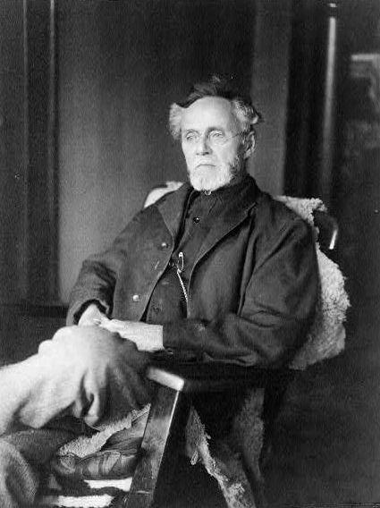 Dr. Andrew T. Still - der erste Osteopath